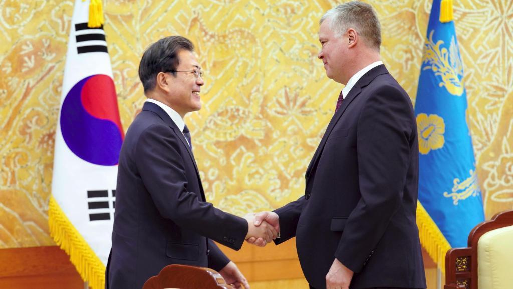 Depuis Séoul, Washington essaie de renouer le dialogue avec Pyongyang