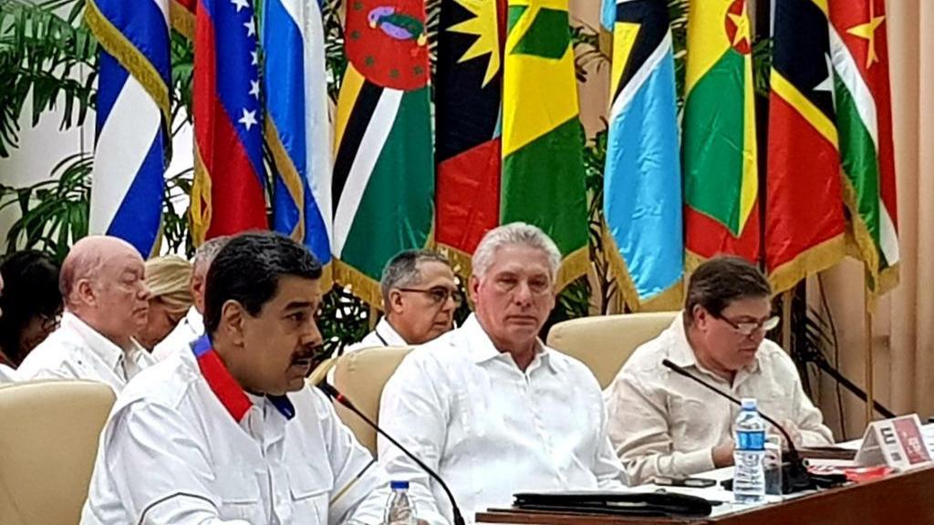 Venezuela : Nicolas Maduro relance le programme du fonds PetroCaribe