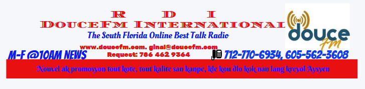 Radio DouceFm Int.